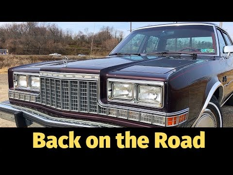 The Car Chrysler Forgot To Stop Making - My 1988 Plymouth Gran Fury