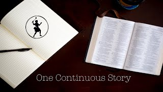 One Continuous Story (Saul, David, and Goliath)