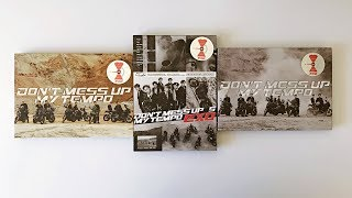 A Rule Breaking Unboxing of 엑소 EXO 5th Full Album Don't Mess Up My Tempo (All Ver)