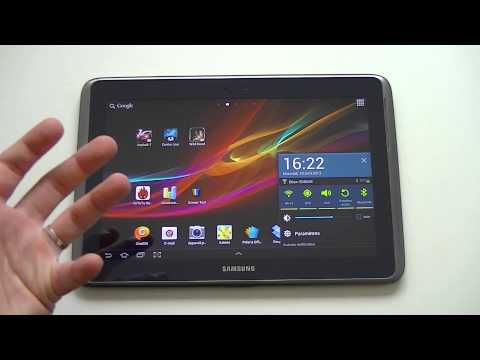 Test de la Samsung Galaxy Note 10.1 | par Top-For-Phone.fr