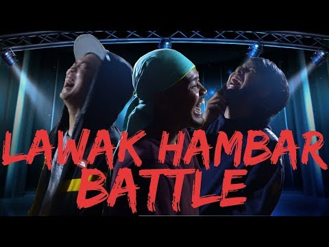 Lawak Hambar Battle !