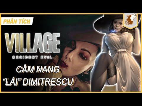 "Cẩm Nang ""Lái"" Dimitrescu | Phân Tích Trailer Resident Evil Village | Maximon"