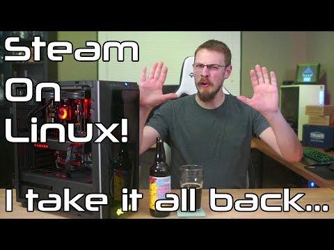 SteamOS Revisit - Valve Strikes Back!!!
