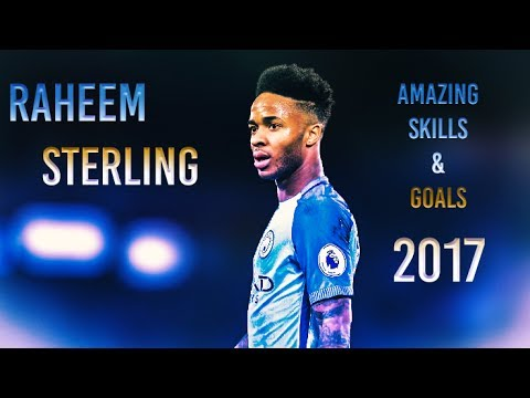 Download Raheem Sterling | Amazing Skills & Goals Show 2016/17