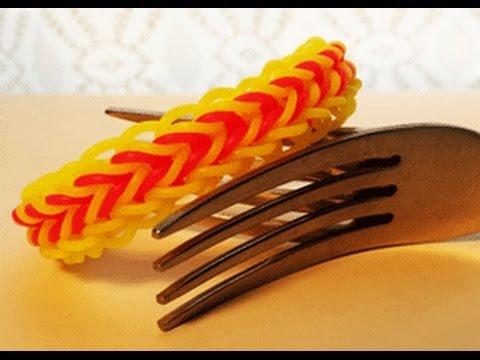 Cornrow Bracelet On 2 Forks Youtube