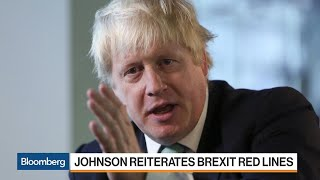 Boris Johnson on a Second Brexit: Let