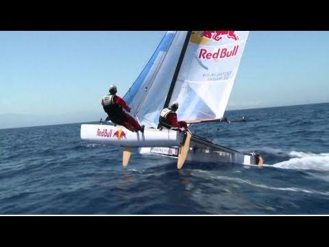 Sailing across the Aegean sea without modern navigation - Tornado Aegean Crossing