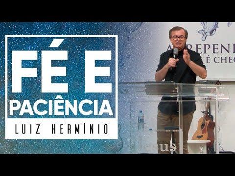 MEVAM OFICIAL - FÉ E PACIÊNCIA - Luiz Hermínio