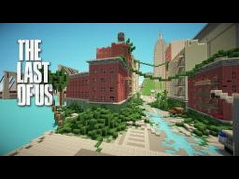 Minecraft Adventure Map The Last Of Us YouTube - The last of us minecraft map