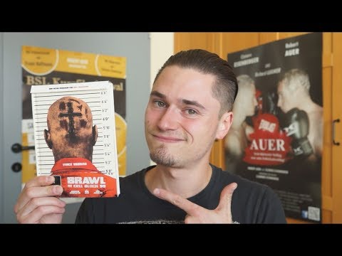 BRAWL IN CELL BLOCK 99 (DT Blu-ray Mediabook) / Playzockers Blu-ray Check Nr. 313