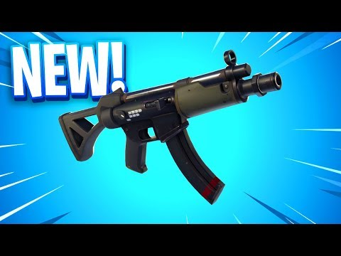 The New SMG in Fortnite.. thumbnail