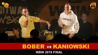 Bober  Kaniowski  WBW 2019 Finał (wywiad)