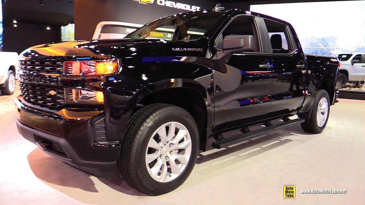 2019 Chevrolet Silverado Custom Walkaround - Exterior Interior Tour