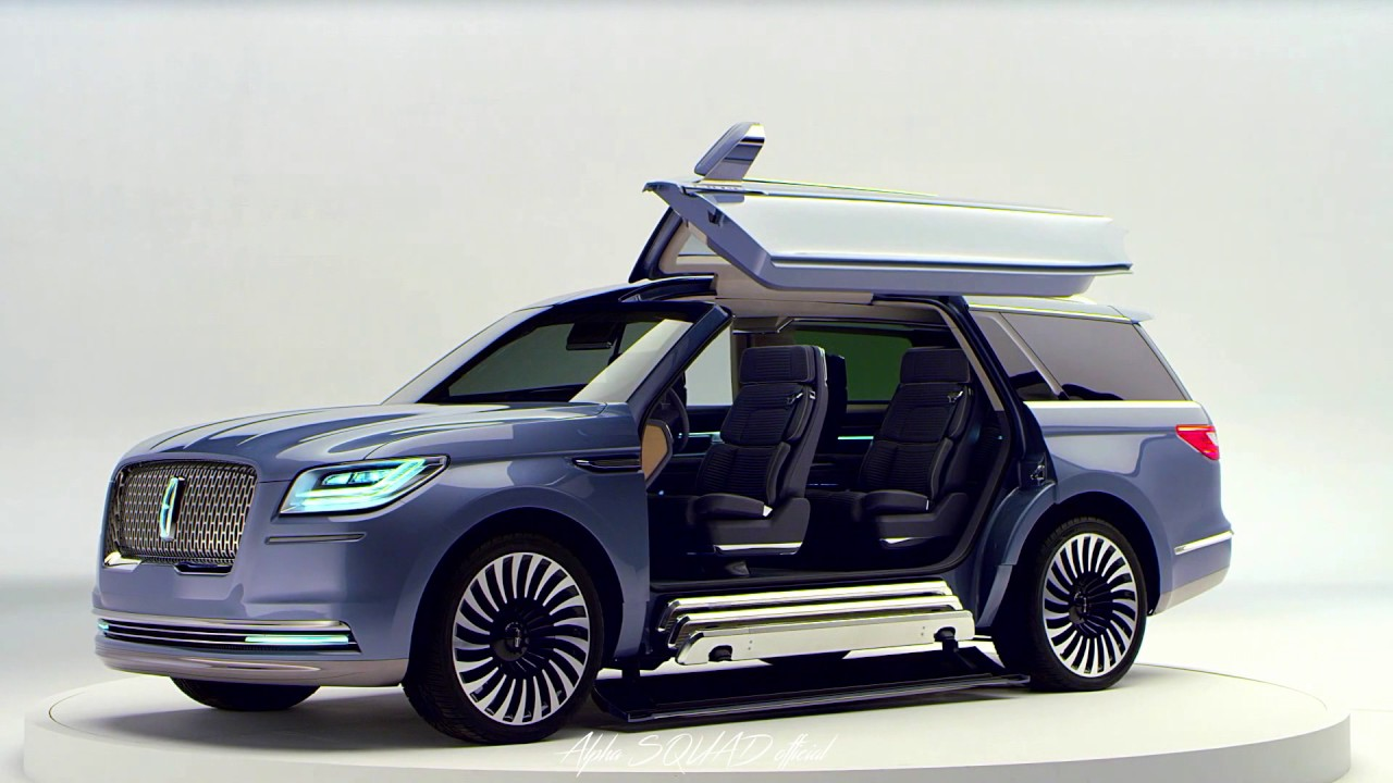 2018 lincoln suv. interesting lincoln 2018 lincoln navigator concept  mafia style interior and exterior intended lincoln suv