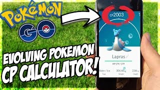 Pokemon GO CP CALCULATOR! Does Ali-A's Website Actually Work? - BEST TIME TO LEVEL POKEMON(350 Likes FASTEST WAY TO LVL UP: https://www.youtube.com/watch?v=U-RsWRh9TYw CP Calculator: http://pokefind.co/evolution.php ▻PO Box 411 ..., 2016-07-30T20:09:36.000Z)