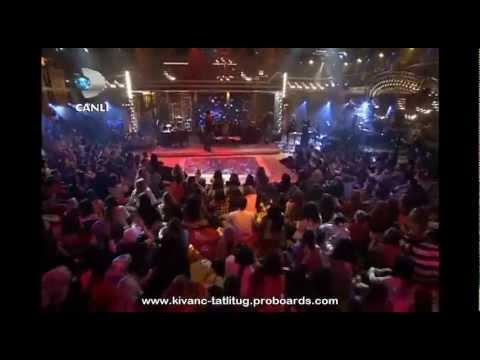 Kıvanç Tatlıtuğ & Kelebeğin Ruyası Team in Beyaz Show ( Part 10 ) - March 15, 2013