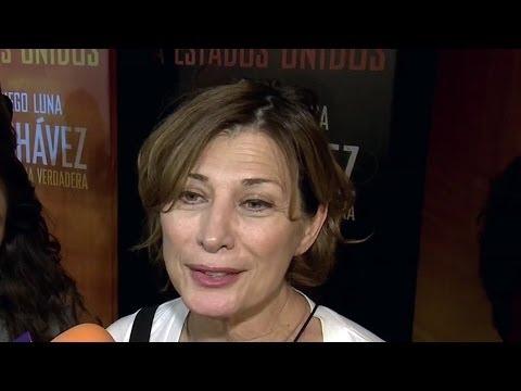 La madre de Gael Garcia Bernal reacciona a especulaciones de su nuera