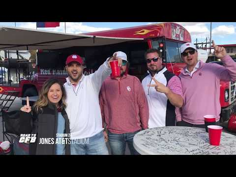 Road to CFB | Texas Tech Game Day | S1E13