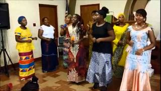 Kutembea na Mungu, with Ps  Polydor at Come to Jesus Ministries,Denver,Colorado,USA
