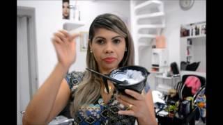 Hidratação  de Botox capilar!!! Como fazer a mistura por Paula Xavier