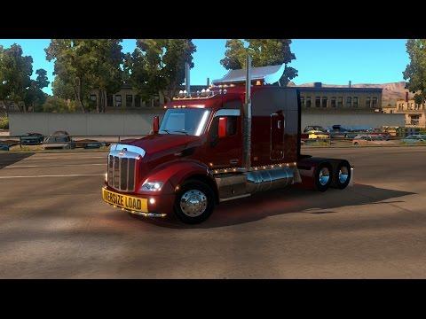 Mod Review: Enhanced Peterbilt 579 by Tom Dooley