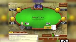 Школа покера PokerStars. Урок №10 - Сбор информации.avi