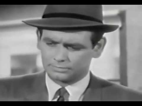 Richard Diamond Personal Detective David Janssen Double Jeopardy 012358 S2E4 Traditional Television