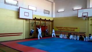 соревнование ТХЭКВОНДО лицей Петру Мовилэ Speed Kick 5