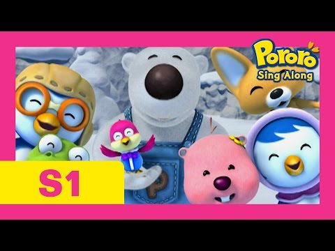 [Pororo Singalong S1] #11 It's alright | Kids Pop | Nursery Rhymes | Pororo singalong