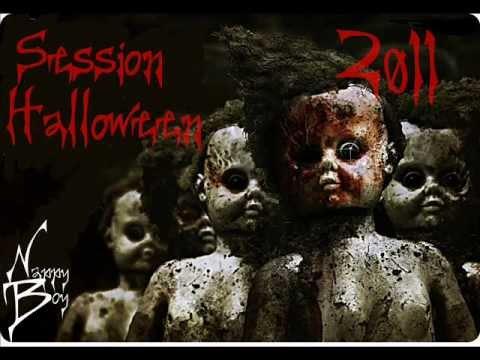 Session Halloween 2011 - Dj Nappy Boy