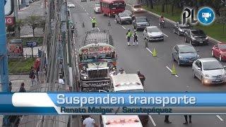Buses para Antigua Guatemala suspenden servicio por atentados