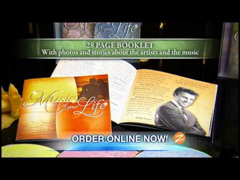 Zestify Music Of Your Life CD Set