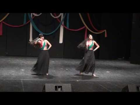 Bollywood dance- Ghagra, jadoo ki jappi, dhating naach & high heels