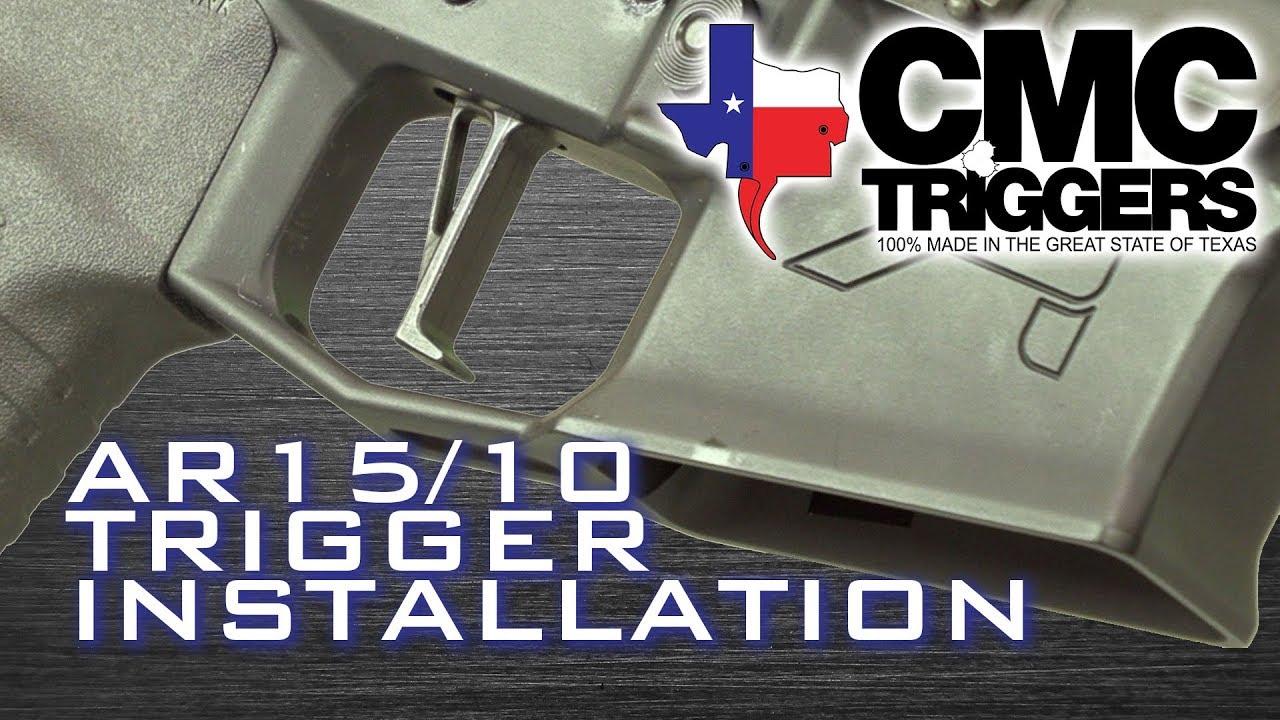 Installation Instructions | CMC Triggers