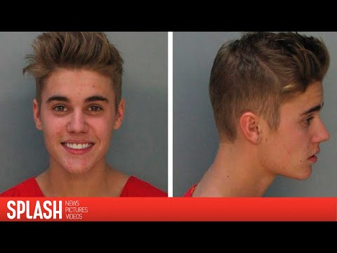 Justin Bieber Arrested for DUI and Drag Racing | Splash News