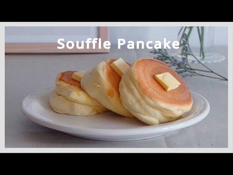 """ENG â""""'수í""""Œë ˆ 팬케ì�´í�¬, Souffle Pancake,  スフレパンケーキ"""