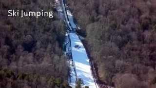 Ski Jumping  Harris Hill