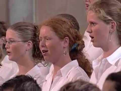Doop HKH Prinses Amalia The Lord is my shepherd Gordon Jacob