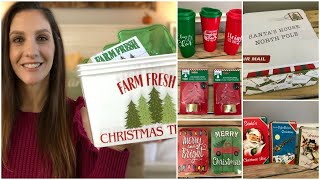 DOLLAR TREE HAUL | CHRISTMAS TREE LOT EVERYTHING NEW! 2019