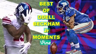 Best of Odell Beckham Jr Highlights in Sports Vines 2015 - 2016