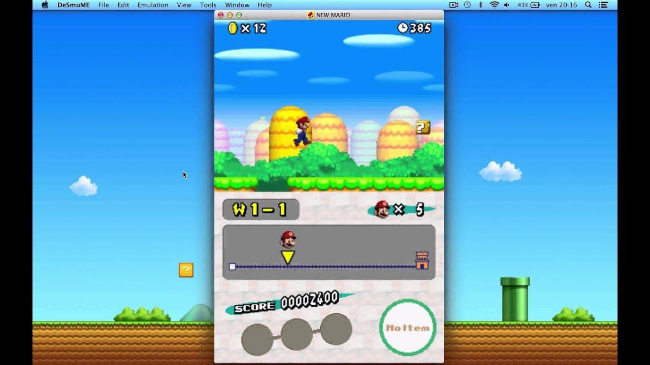 Super Mario World Para Mac Gratis