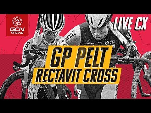 LIVE Cyclo-cross: GP Pelt 2019 Rectavit Series Elite Men & Women | GCN Racing