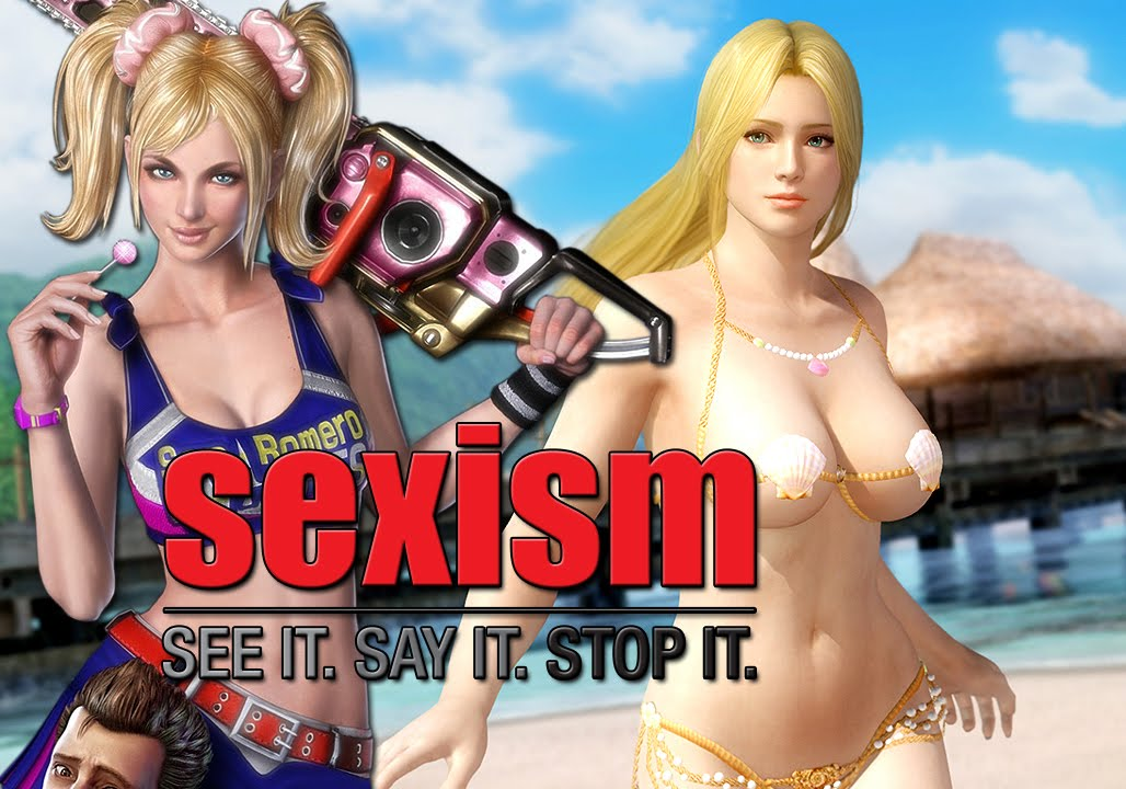 the video game and sexist We show you sexist video game characters like princess peach in this funny smosh article.