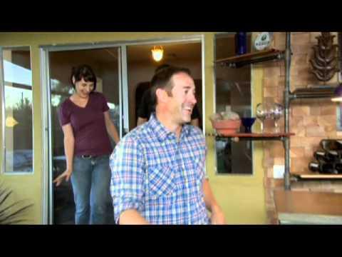 DIY HouseCrashers – Pub Style Sunroom
