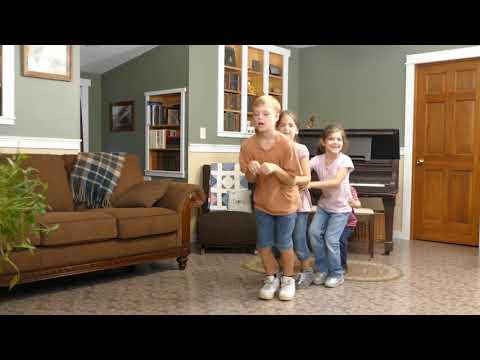 The Bunny Hop Dance Instructions
