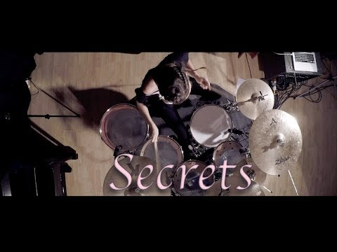 Pink - Secrets (Drum Cover) By Marina Eckhart