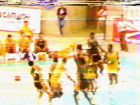 Estudiantes de Caracas vs Guaiqueries de Margarita '87