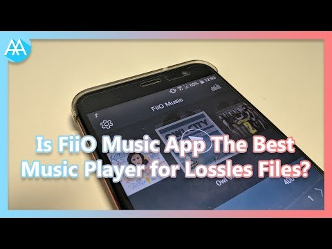 Is FiiO Music App The Best Music Player For Lossless Files? | Mister Techs
