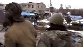 Ukraina yangiliklar 15.02.15 ATO. Uglegorsk.Debaltsevo.Tanklar ta'mirlash uchun borish.