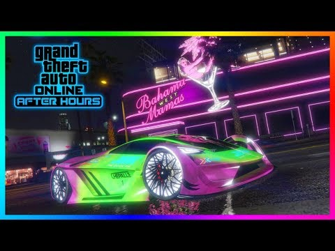 GTA Online After Hours DLC Update - NEW Details Coming, Information On Nightclubs, Vehicles & MORE!